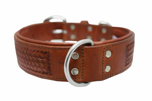 Sante fe Collar, Brown