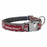 Flora Collection Collar, Red