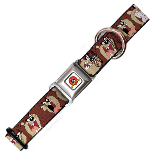 Tasmanian Devil Dog Collar
