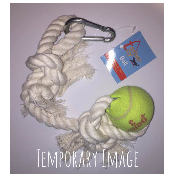 Tether Tug - Tennis Ball Toy attachment
