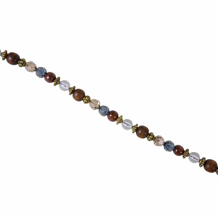 Beads Collection Lead, Blue