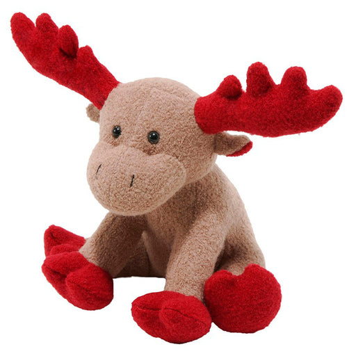 Woolie Moose (With Squeaker) 6""