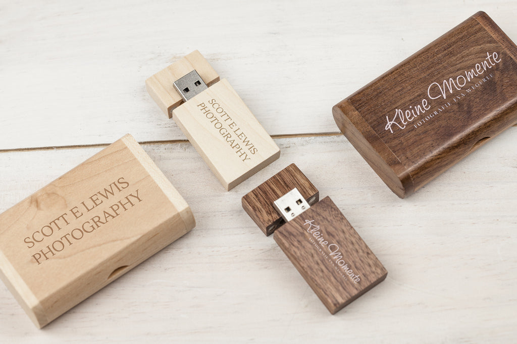 Wooden Photography USB Bundle