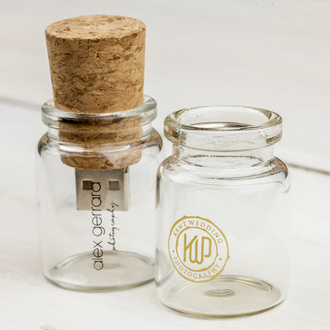 Cork Bottle USB