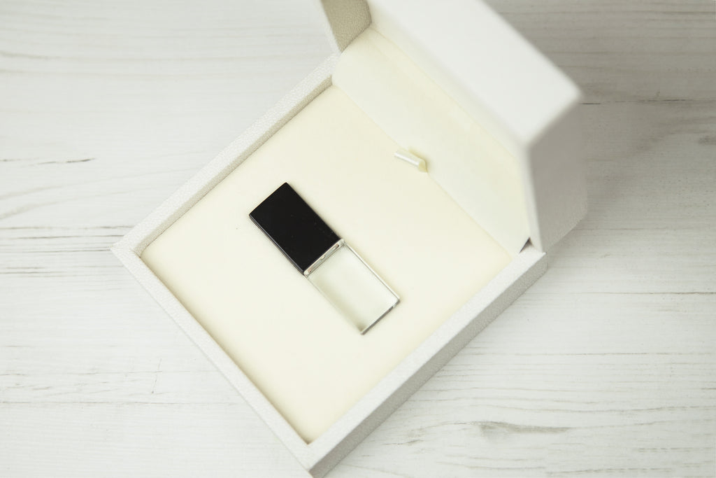 Crystal USB & Luxury USB Box