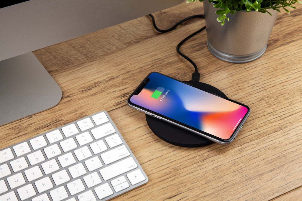 LED Deluxe Wireless Charger