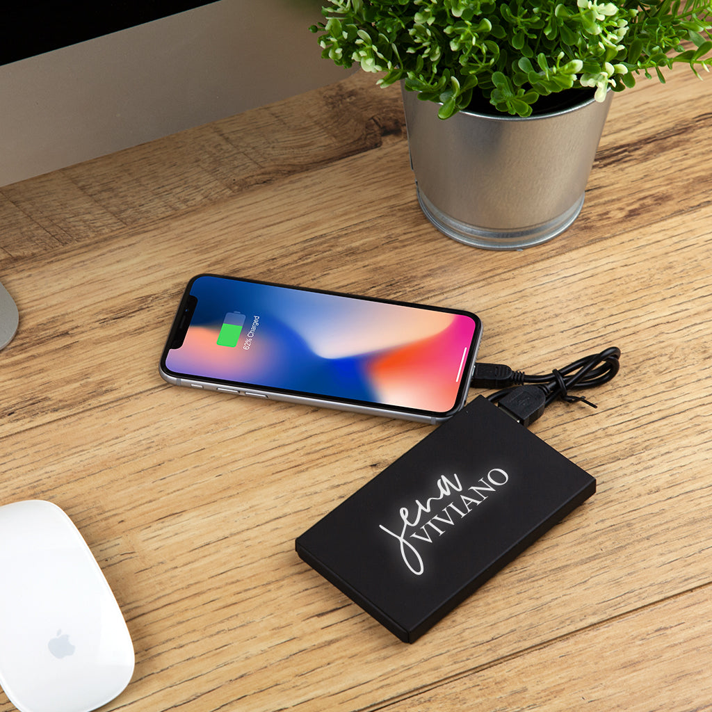 LED Deluxe Power Bank