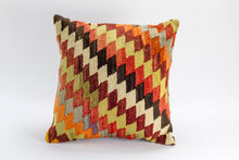 Vintage Kilim rug Pillow Cover 20x20 inches (50x50 cm)