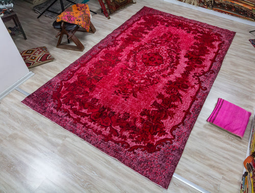 Turkish Medallion Classic Rug