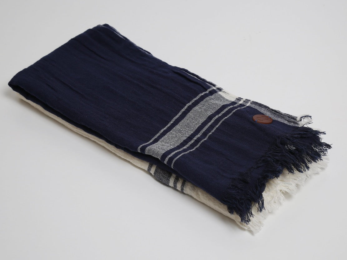 Elegant, Beach & Bath Towel / Peshtemal - livingroots uk