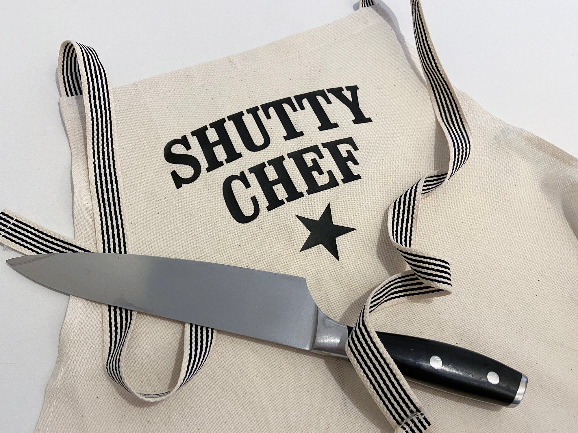 Custom Logo Name Printed Apron