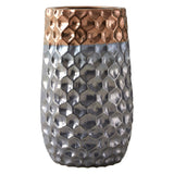 Galaxy Metallic Vase Small