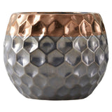 Galaxy Metallic Planter Small