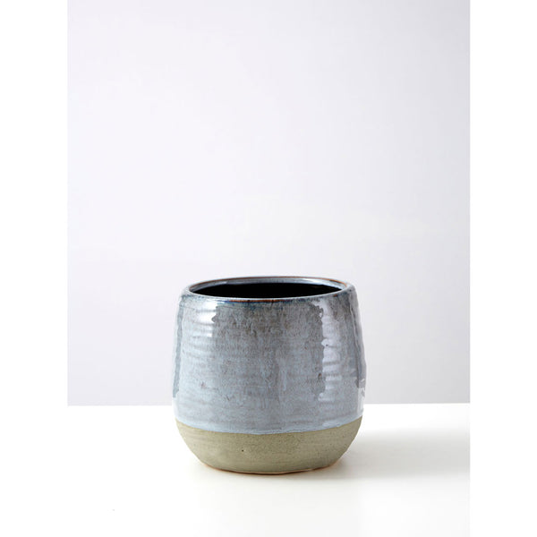 Caldera Grey Planter Large