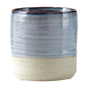 Caldera Grey Planter Small