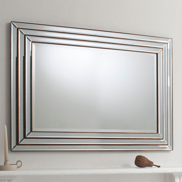 Paris Mirror (Bronze)
