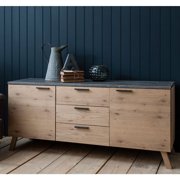 The Concrete Sideboard