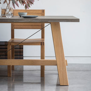 The Concrete Dining Table (2m)