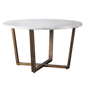 The White Marble Coffee Table