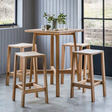 The Serenity Bar Table and Stools