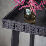 The Chic Black Side table