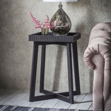 Chic Black Side table