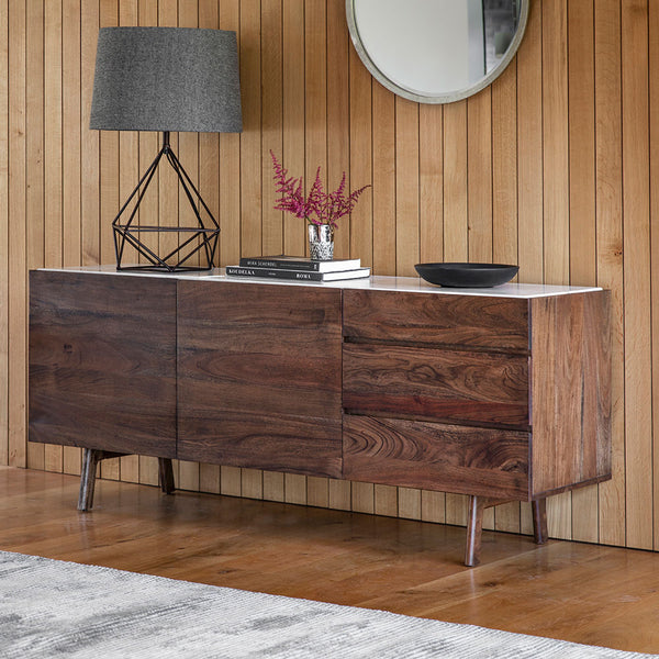 The Retro Sideboard
