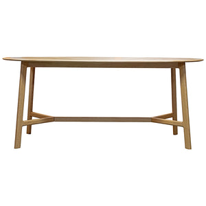 Barcelona Oval Dining Table