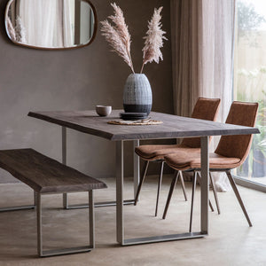 Ash Grain Dining Table (2m)