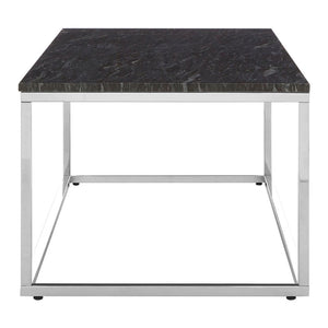 The Black Marble Coffee Table