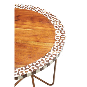 The Acacia Side Table