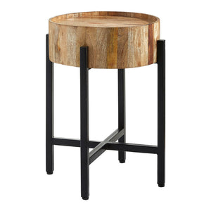 The Chunky Side Table