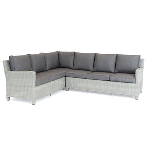 2019 Kettler Palma Casual Dining Corner Set - cut out of corner sofa