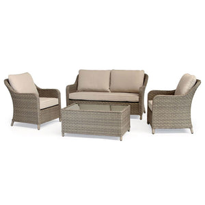Kettler Charlbury 4 Seat Lounge Set cut out