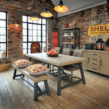 Urban Dining Set (2m)