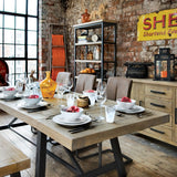 Urban Dining Table and Chairs Set