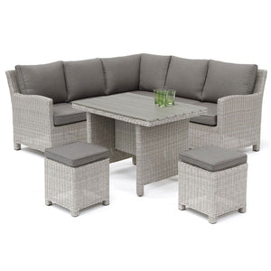 2019 Kettler Palma Casual Dining Mini Corner Set cut out