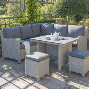 2019 Kettler Palma Casual Dining Mini Corner Set