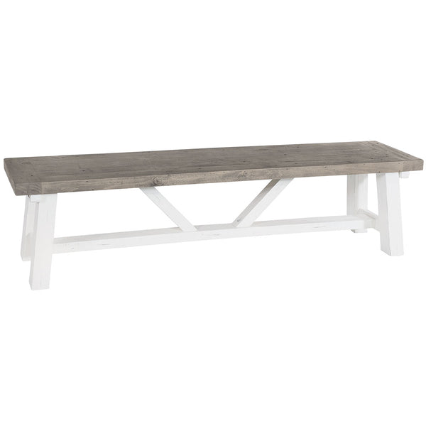 Modern Farmhouse Bench (Large)
