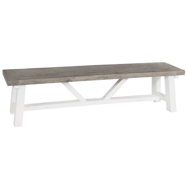 Modern Farmhouse Bench (Small)