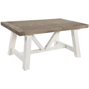 Modern Farmhouse Extending Dining Table (1.6m)