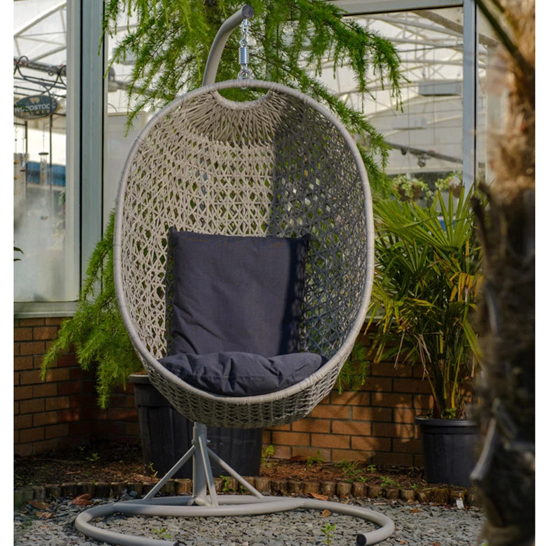 Bramblecrest Bredon Hanging One Person Cocoon With Graphite Cushions