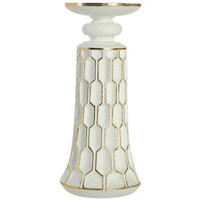 Honeycomb small candle holder