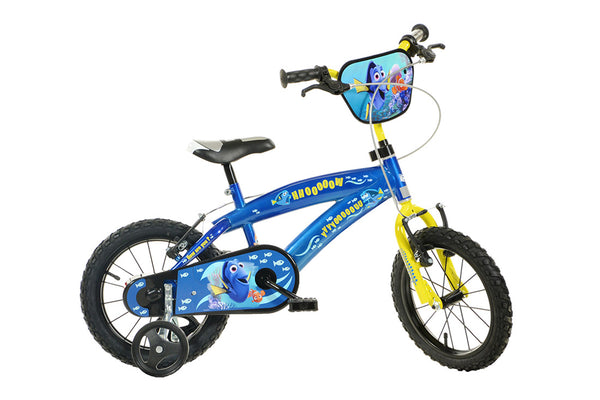 Finding Dory 16 Quot Licensed Kids Bike With Stabilisers