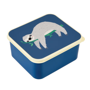 Rex London Sydney The Sloth Lunch Box - little-tiger-togs