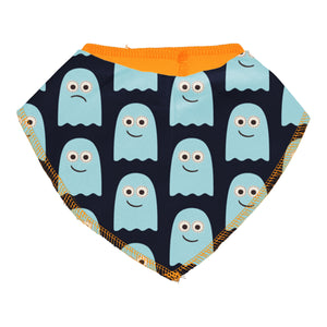 Maxomorra Dribble Bib Classic Ghost,little-tiger-togs.