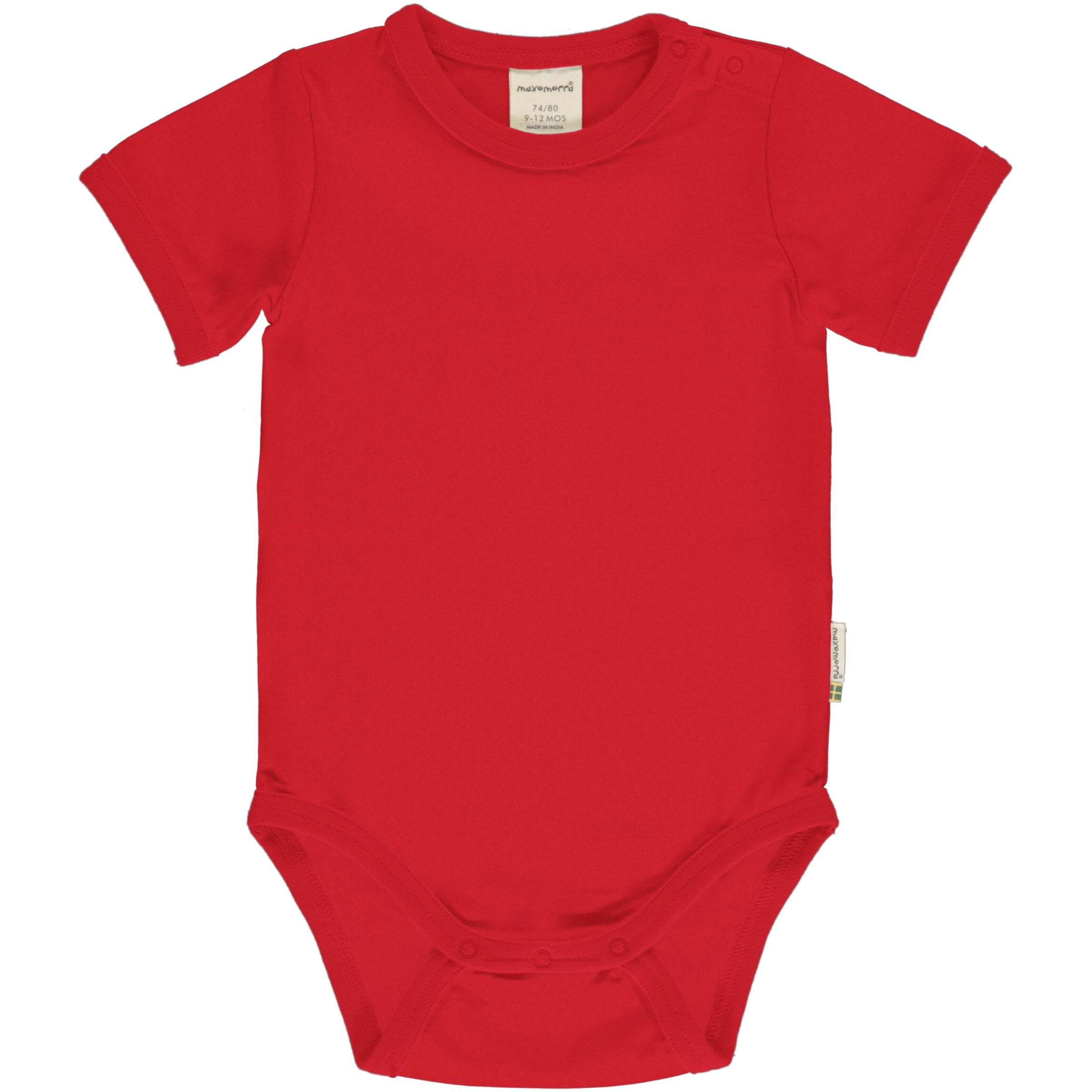 Maxomorra Body SS Solid Ruby