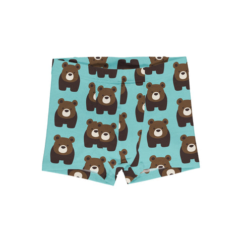 Maxomorra Boxer Shorts Bear