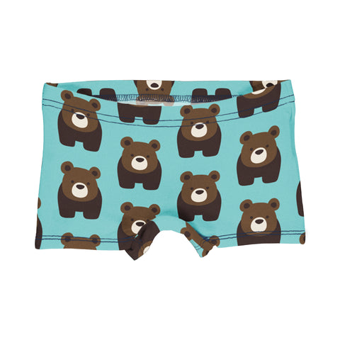 Maxomorra Brief Boxers Bear,little-tiger-togs.