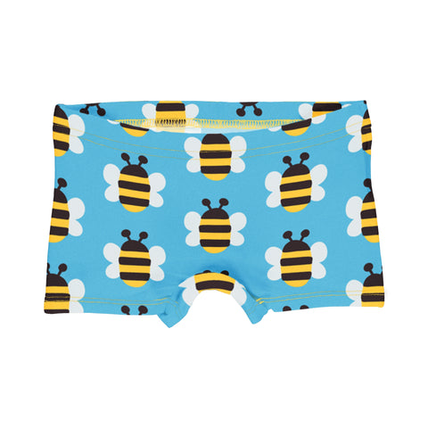 Maxomorra Brief Boxers Humble Bumblebee,little-tiger-togs.